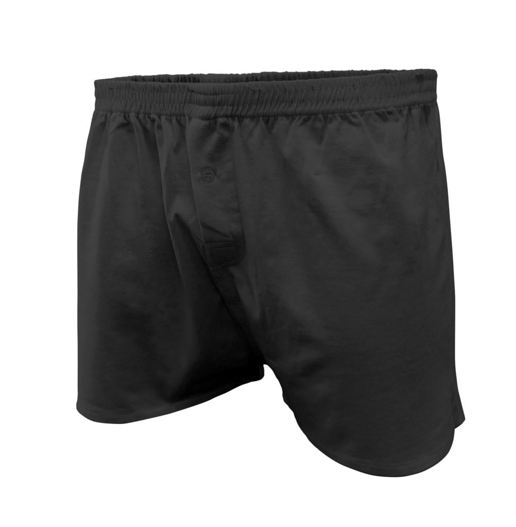 Pánské boxerky - Černá | L