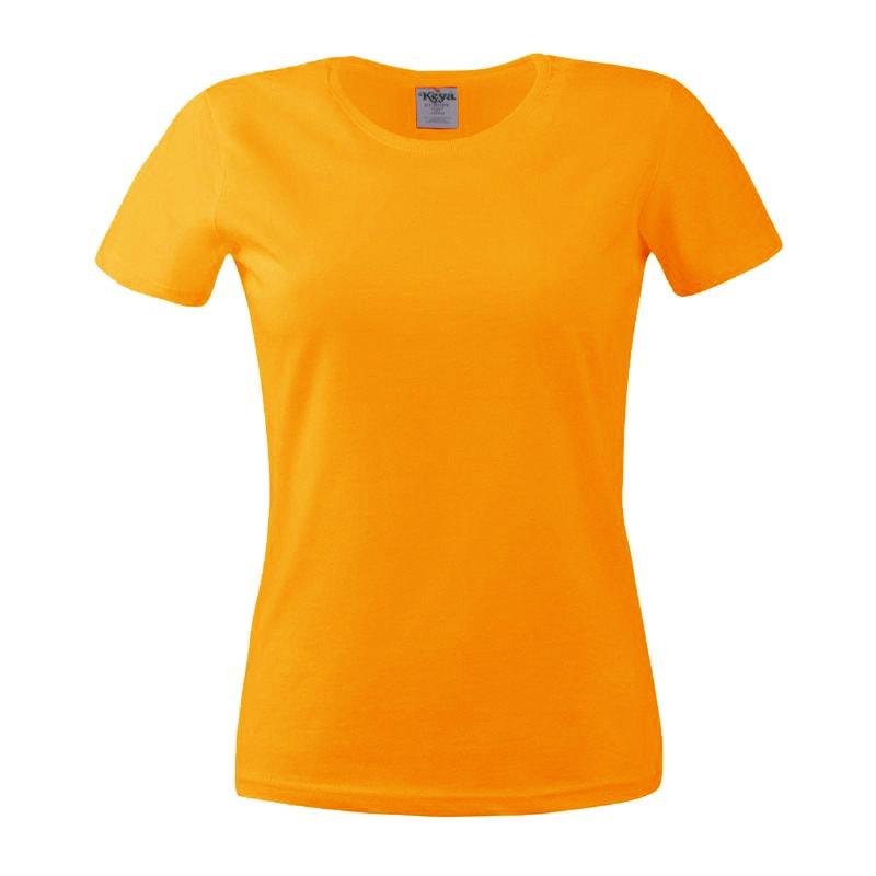 Dámské tričko ECONOMY - Žlutá | XXL