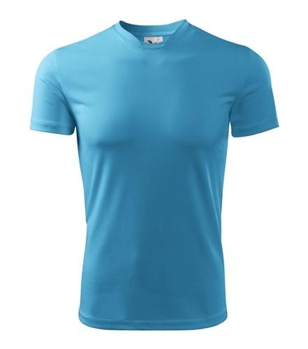 Pánské sportovní tričko Adler Fantasy - Tyrkysová | M