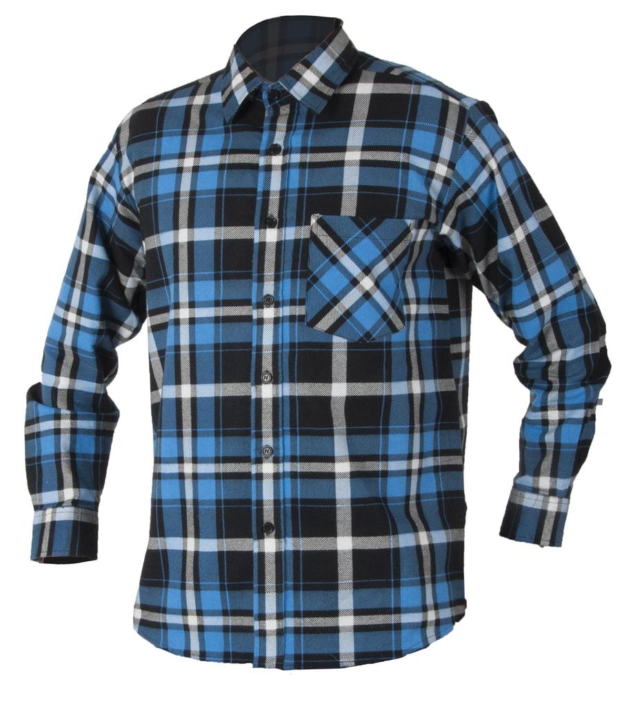 Pánská flanelová košile Jonah - 43-44