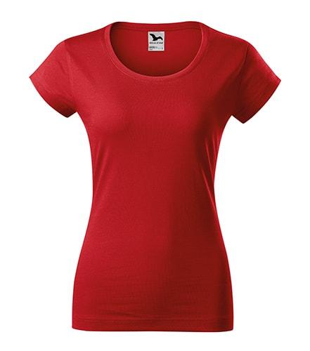 Dámské tričko Viper - Červená | XS