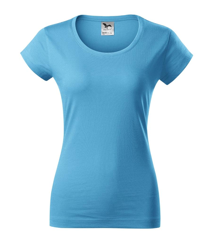 Dámské tričko Viper Adler - Tyrkysová | S