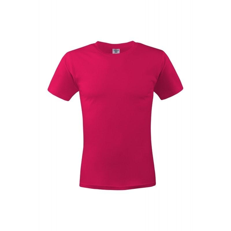 Pánské tričko EXCLUSIVE - Fuchsiová | M