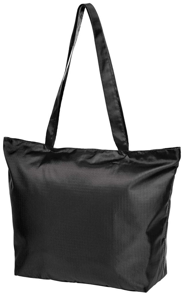 Skládací nákupní taška STORE - Černá