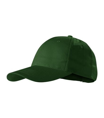 Kšiltovka Sunshine - Lahvově zelená | uni