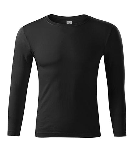 Tričko s dlouhým rukávem Progress LS - Černá   XXXL
