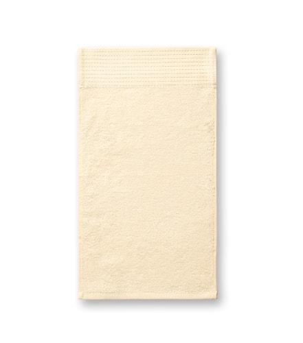 Ručník Bamboo Golf Towel - Mandlová | 30 x 50 cm