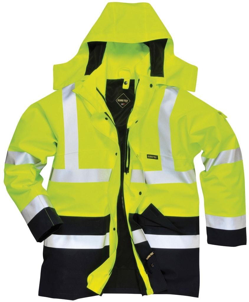 Zimní reflexní bunda GT16 Gore-Tex - Žlutá | XXL