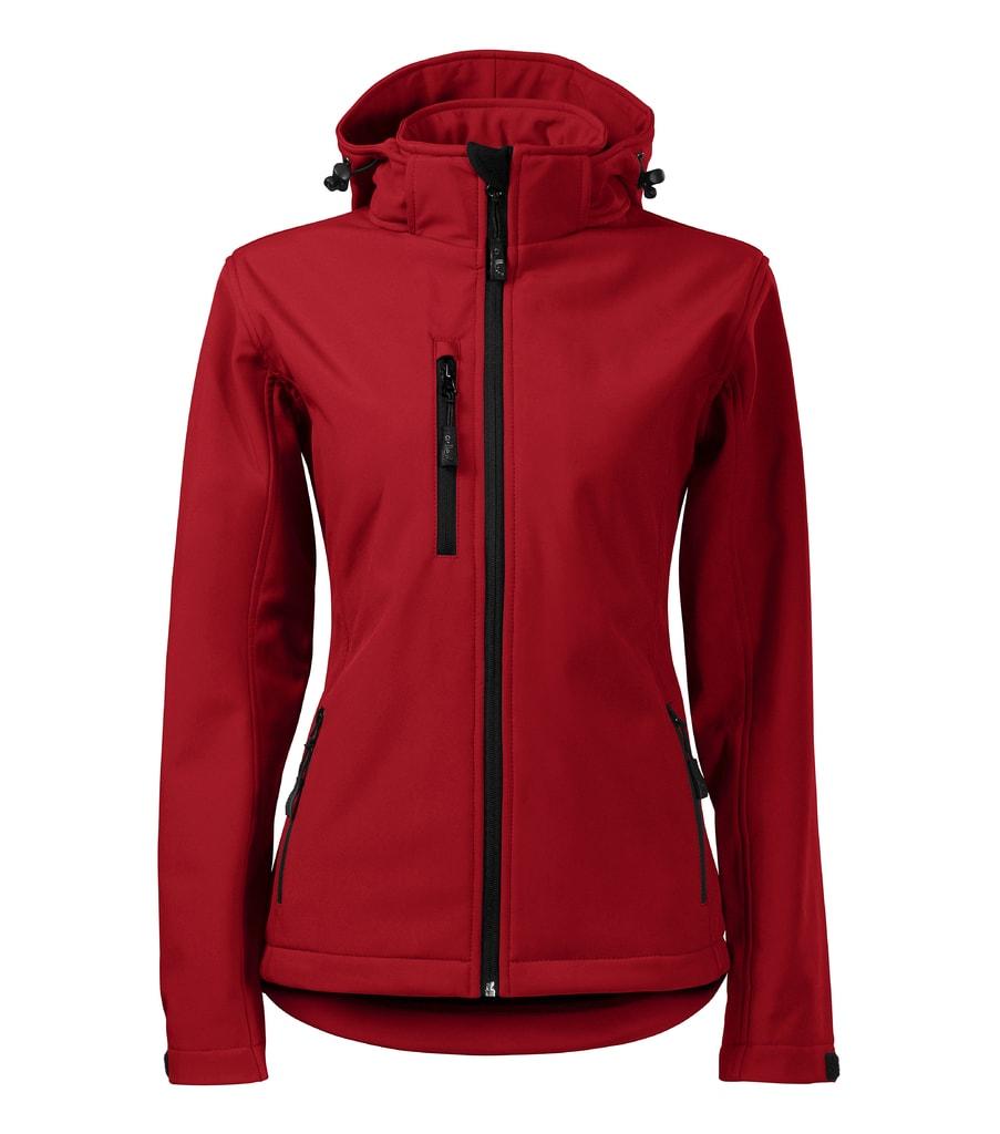 Dámská softshellová bunda Performance - Červená | S