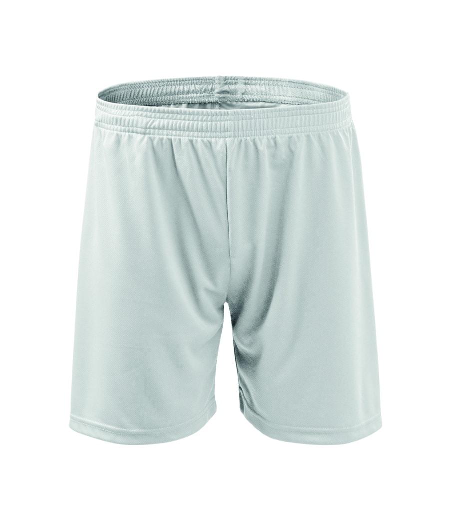 Pánské/dětské sportovní kraťasy - Bílá | XL