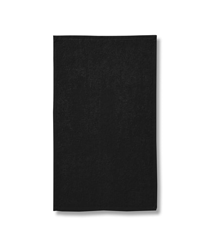 Froté osuška Adler - Černá | 70 x 140 cm