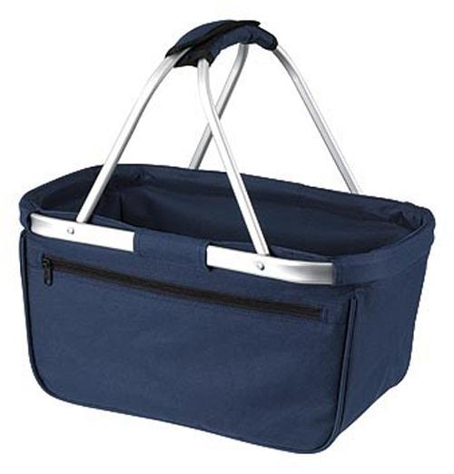 Nákupní košík BASKET - Tmavě modrá
