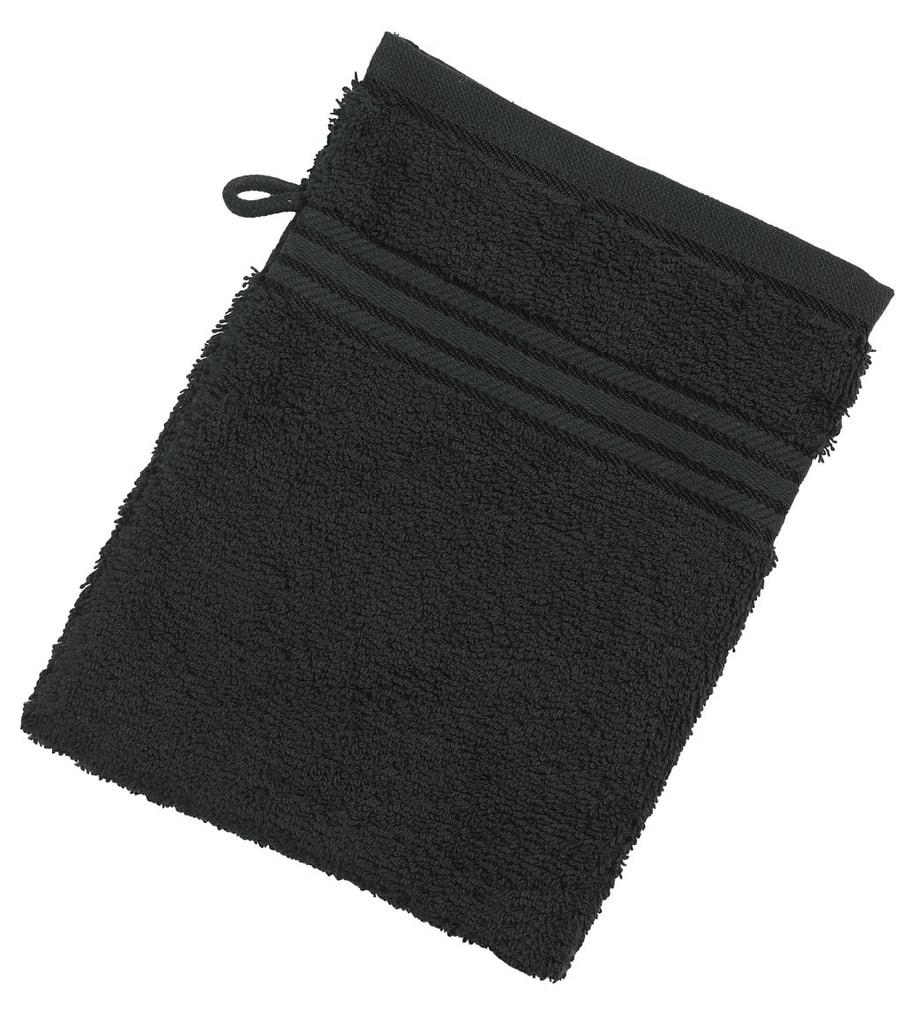 Myrtle Beach Umývacia žinka MB425 - Černá