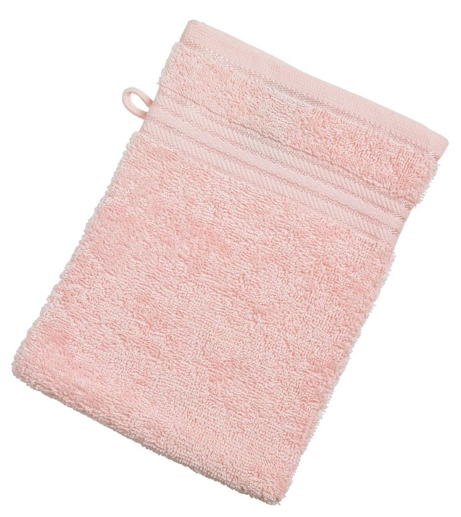 Myrtle Beach Umývacia žinka MB425 - Světle růžová