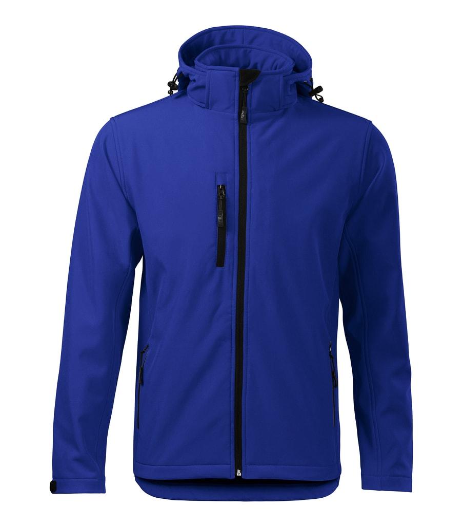Adler Pánska softshellová bunda Adler Performance - Královská modrá | XXXL