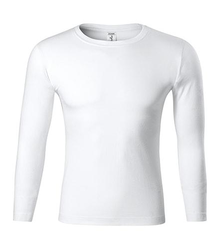 Tričko s dlouhým rukávem Progress LS - Bílá | XL