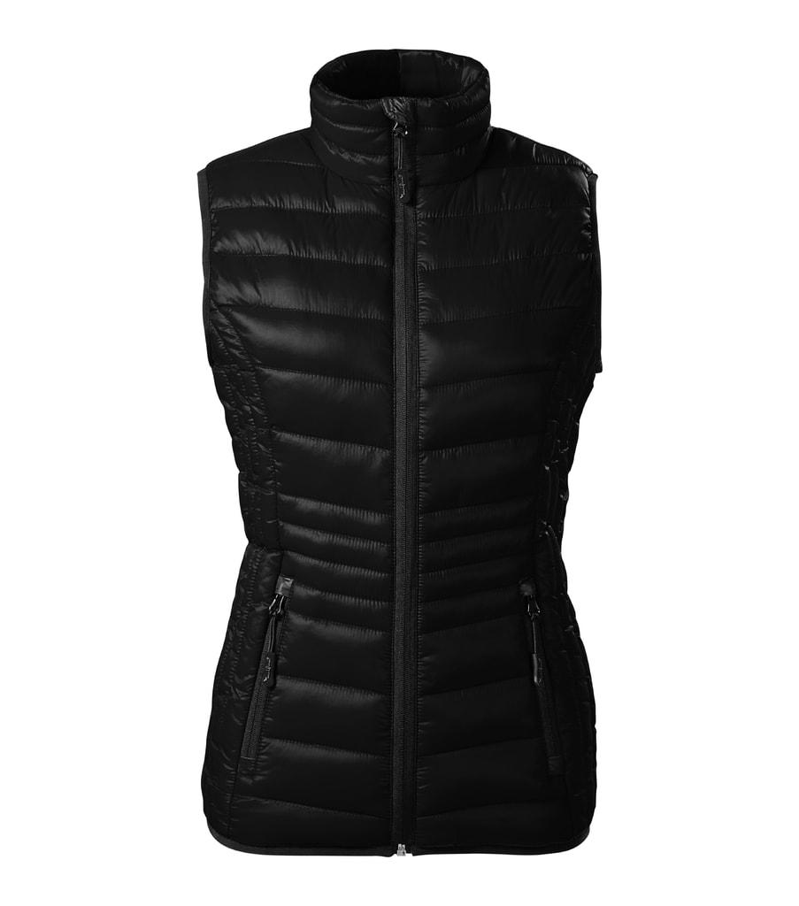 Dámská prošívaná vesta Everest - Černá   XXL