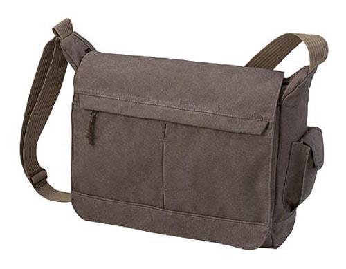 Malá taška přes rameno NATURE - Hnědá