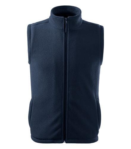 Fleecová vesta Adler - Námořní modrá | S
