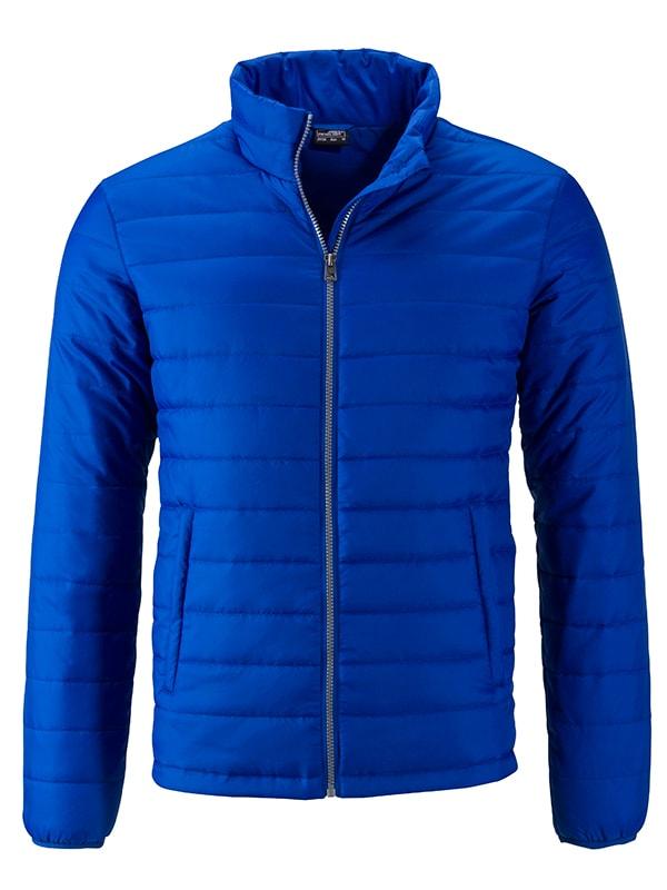 Pánská jarní bunda JN1120 - Královská modrá | XXL
