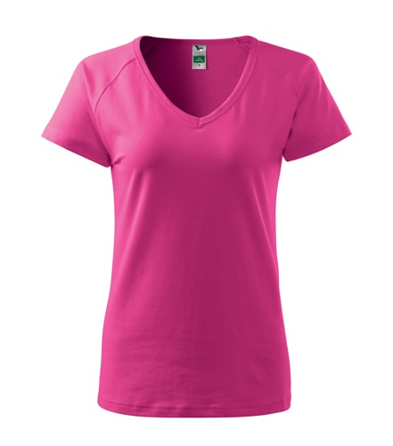 Dámské tričko Dream - Purpurová | XS