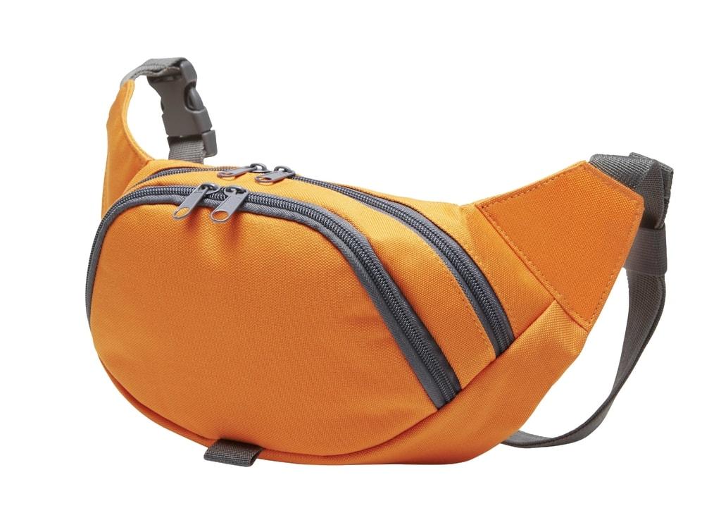 Sportovní ledvinka SOLUTION - Oranžová