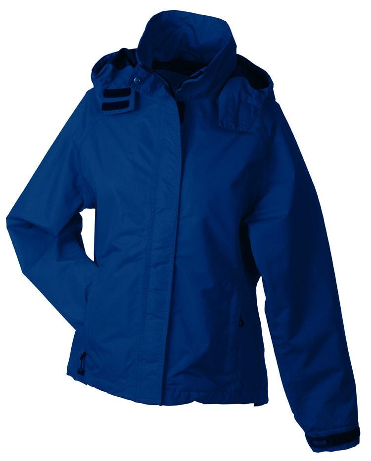 Dámská outdoorová bunda JN1011 - Tmavě modrá | XXL