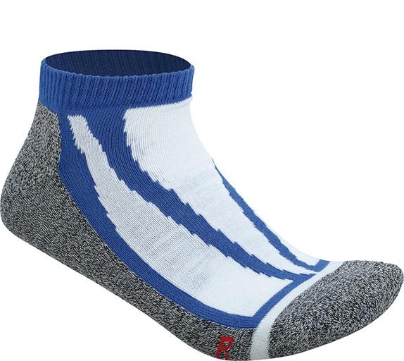 Sportovní ponožky nízké JN209 - Královská modrá | 42-44