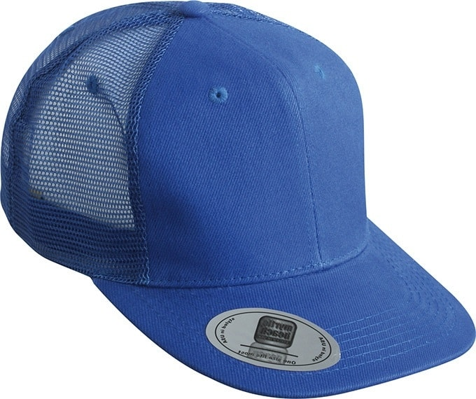 Kšiltovka s rovným kšiltem MB6509 - Královská modrá | uni
