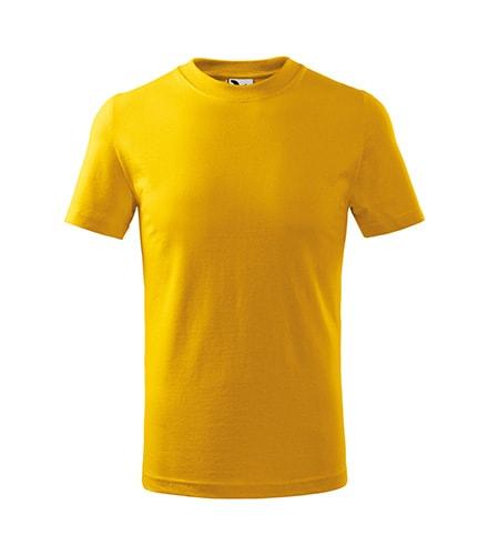 Jednobarevná dětská trička Adler Classic - DobrýTextil.cz 37418915d8