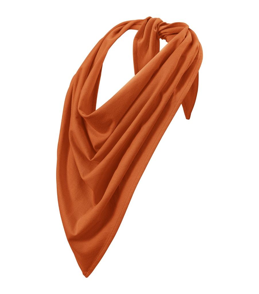 Šátek Fancy - Oranžová | uni