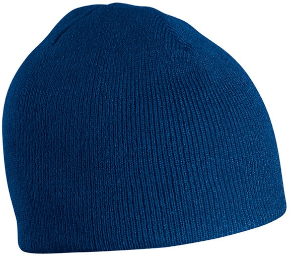 Pletená čepice MB7580 - Tmavě modrá | uni