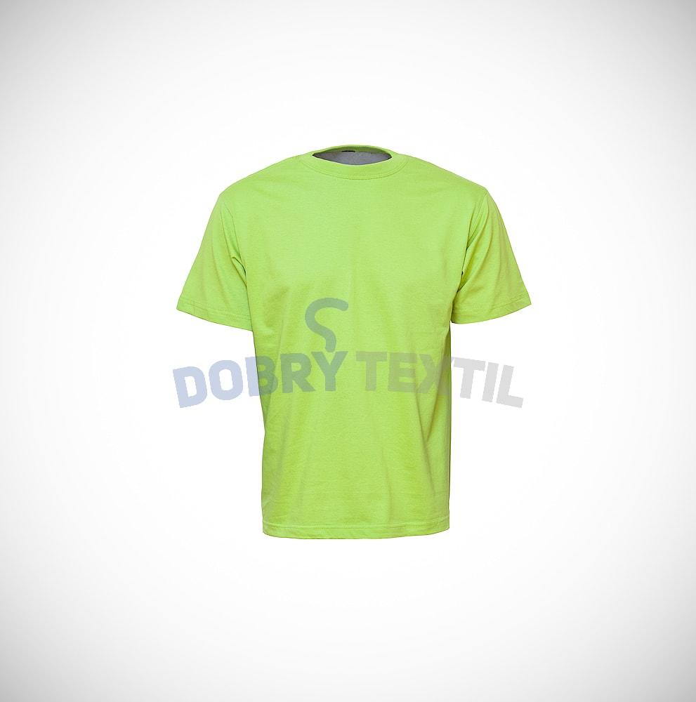 Reklamní tričko CLASSIC - Světle zelená | XL