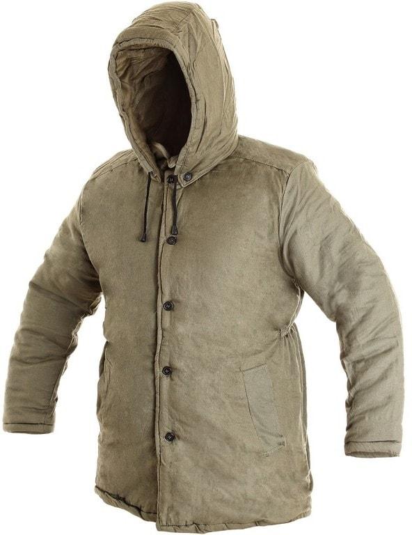 Canis Pánský zimní pracovní kabát JUTOS - 64-66