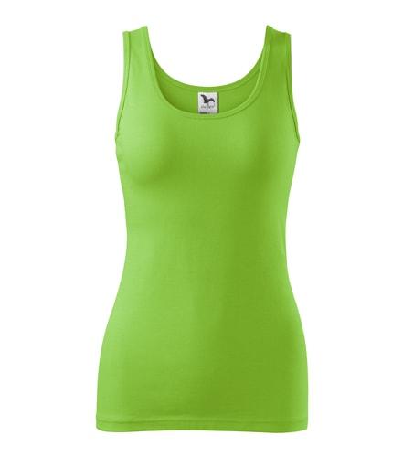 Dámské tílko - Apple green | S