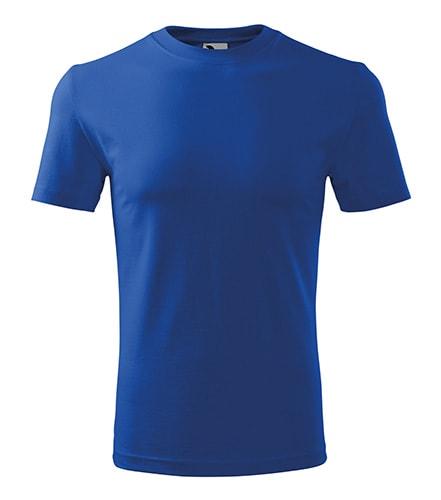 Pánské tričko Classic New - Královská modrá | XXXL
