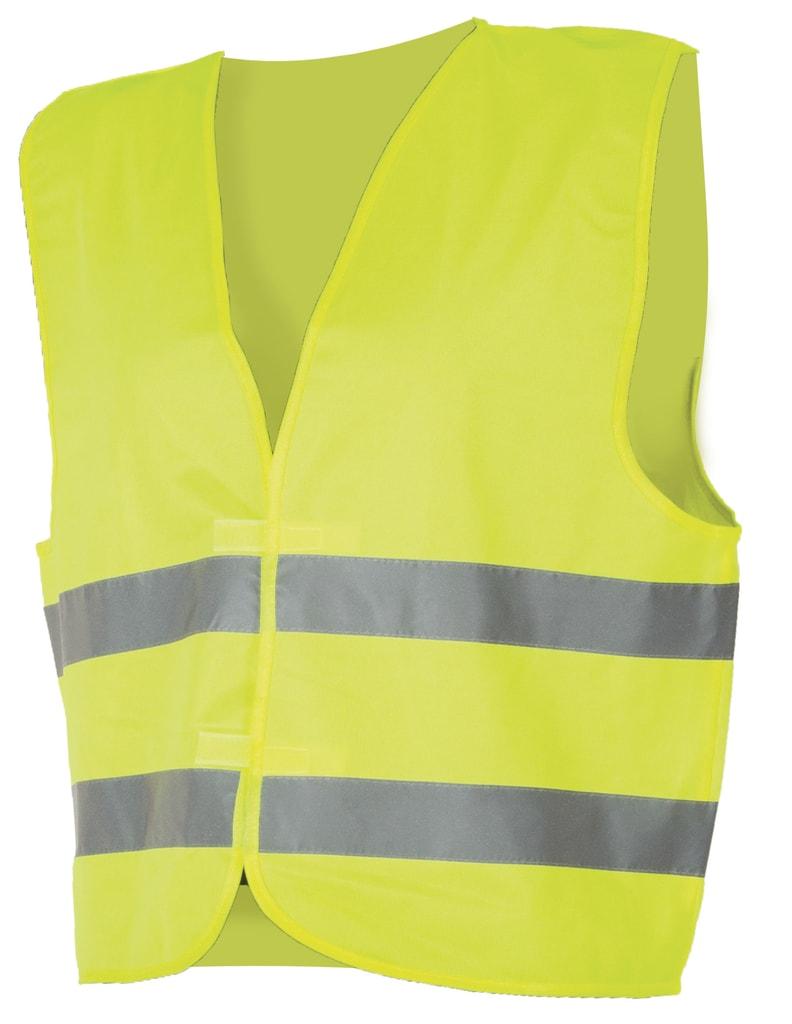 Reflexní vesta - Žlutá | uni