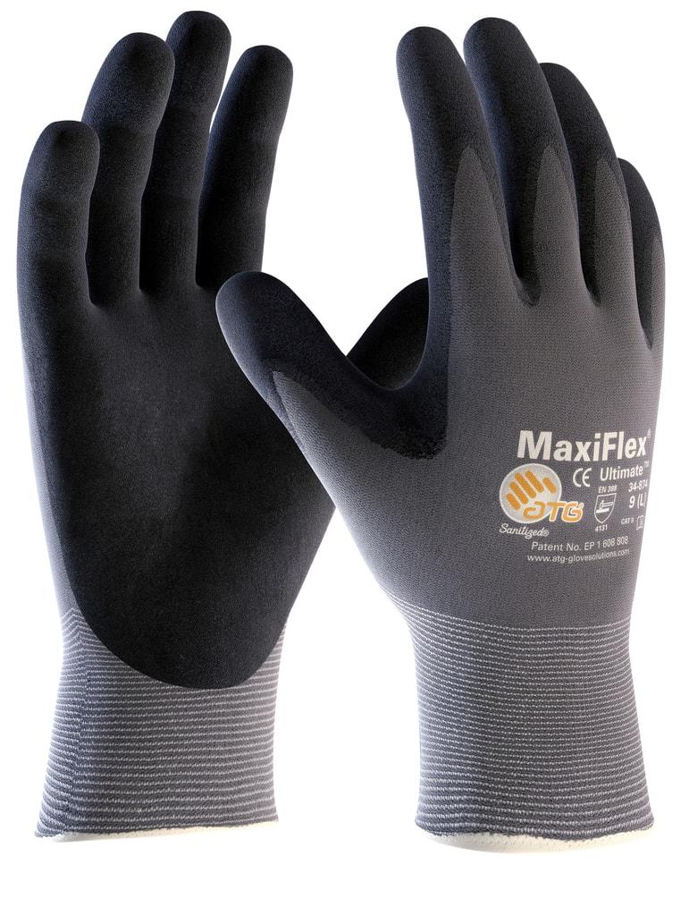 Pracovní rukavice Maxiflex Ultimate 34-874 - 10
