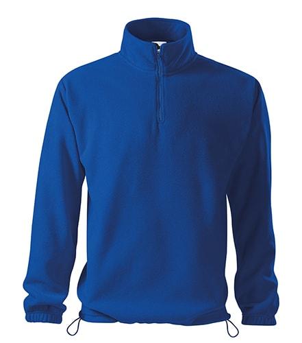 Pánská fleecová mikina Horizon - Královská modrá   S