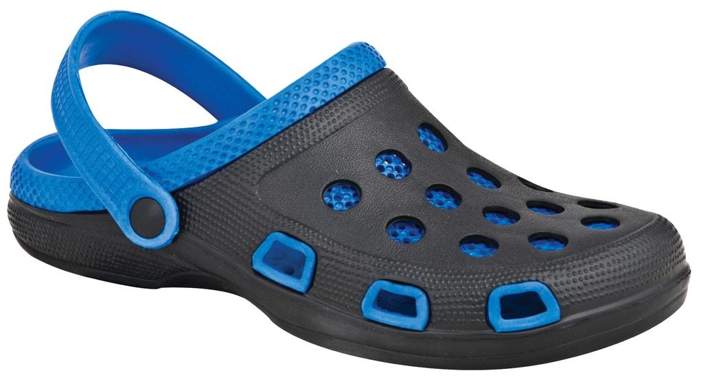 Gumové nazouváky Marine - Modrá | 44