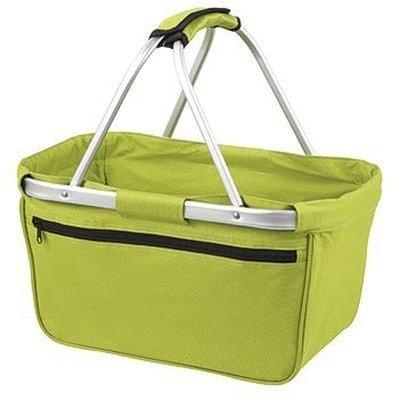 Nákupní košík BASKET - Světle zelená