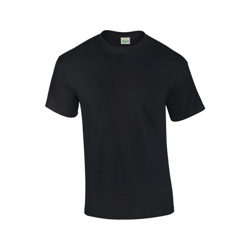 Pánské tričko ECONOMY - Černá | L