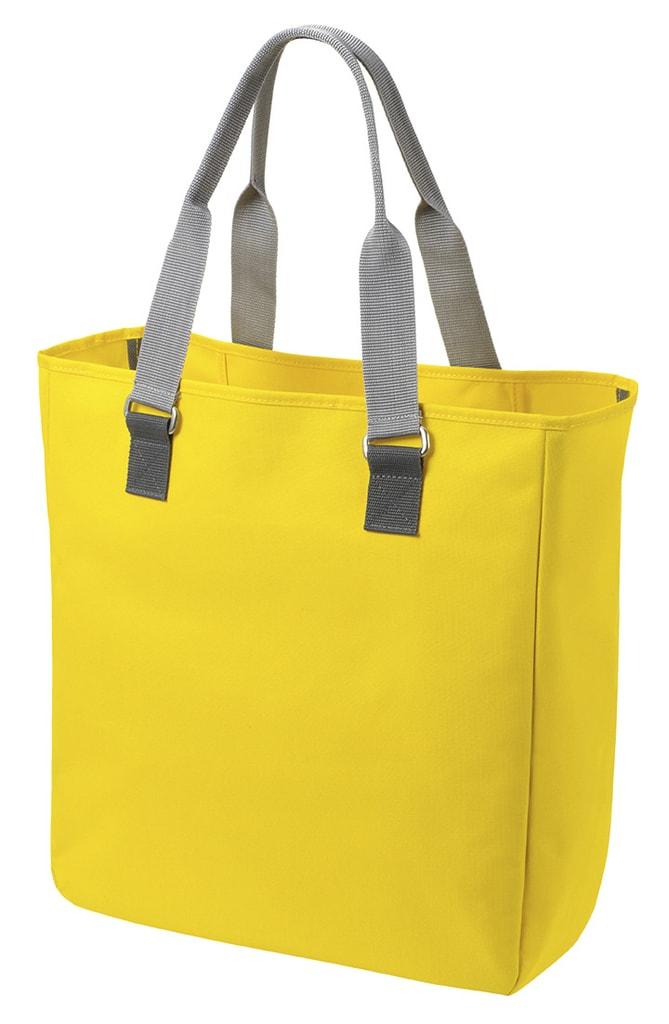 Velká nákupní taška SOLUTION - Žlutá