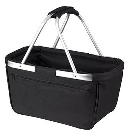 Nákupní košík BASKET - Černá