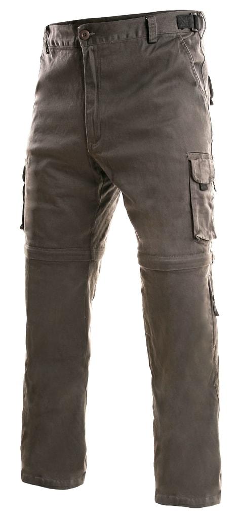 Pánské kalhoty 2v1 VENATOR - Khaki | 64