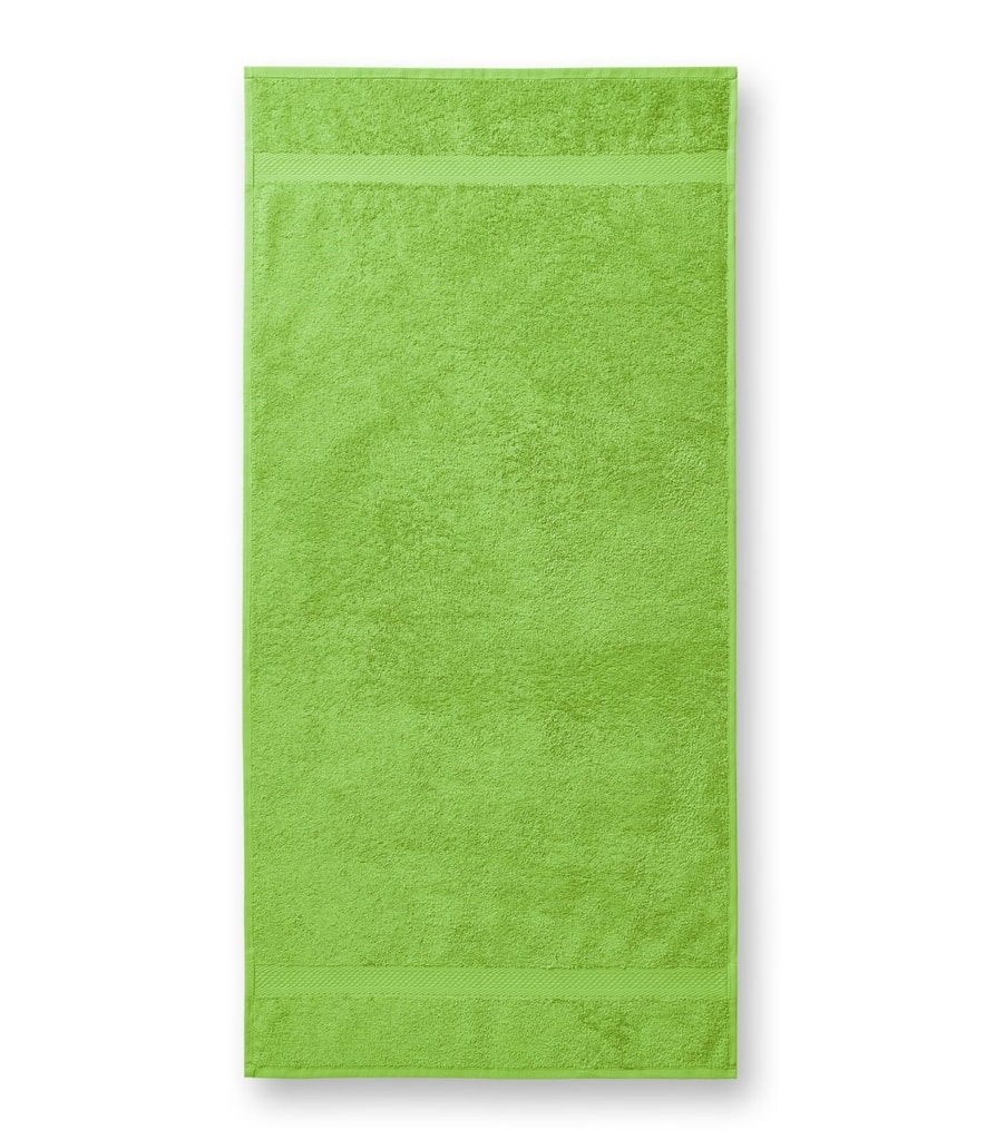 Ručník Terry Towel - Apple green | 50 x 100 cm