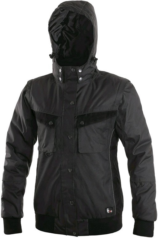 Dámská zimní bunda 2v1 CXS IRVINE - XXXL