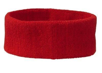 Sportovní čelenka MB042 - Červená