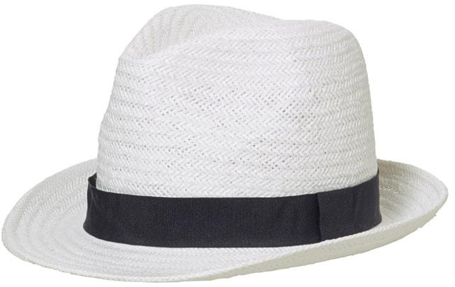 Letní klobouk MB6597 Letní klobouk MB6597 Bílá   černá 1246482fc1