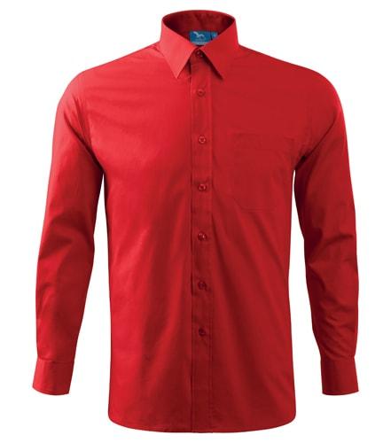 9bfe6d42763 Pánská košile s dlouhým rukávem